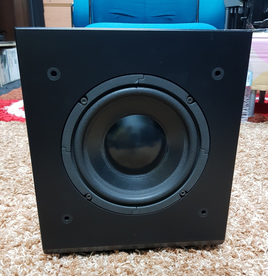 DALI SWA-8 – compact active subwoofer (Used) 20200512