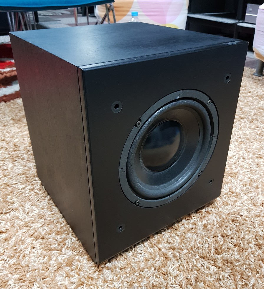 DALI SWA-8 – compact active subwoofer (Used) 20200513