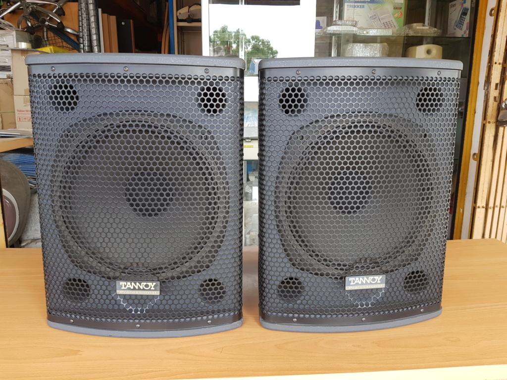 Tannoy i12 speaker (Used) 20200610