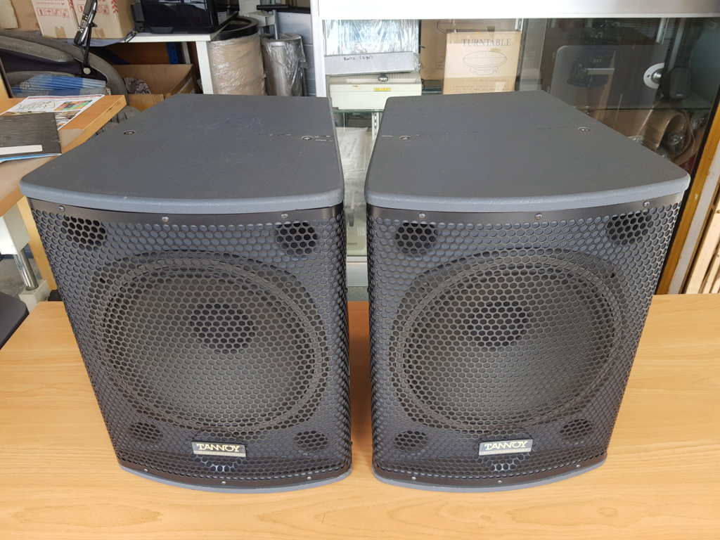 Tannoy i12 speaker (Used) 20200611