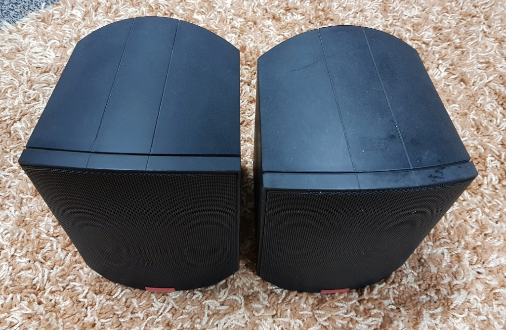 B&W Solid HCM2 speaker (used) 20200620