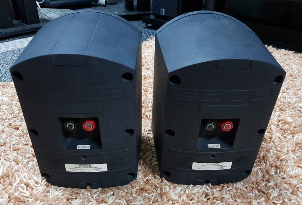 B&W Solid HCM2 speaker (used) 20200621