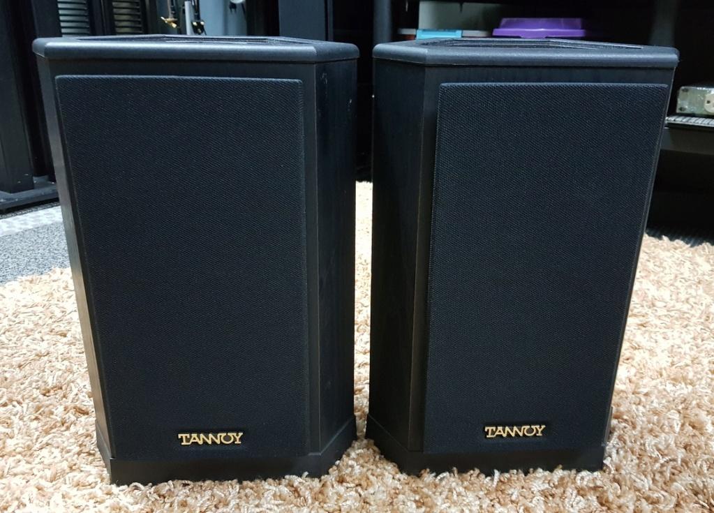 Tannoy 603 mk2 Bookshelf Speakers (Sold) 20200625