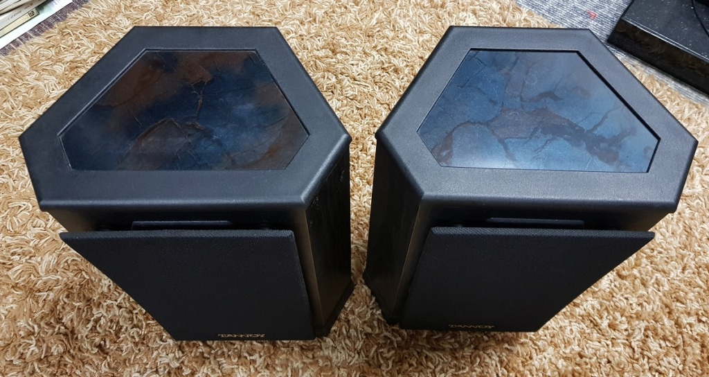 Tannoy 603 mk2 Bookshelf Speakers (Sold) 20200627