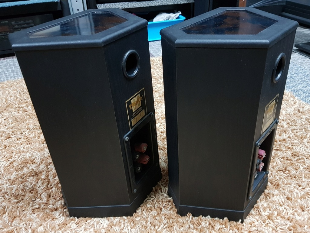 Tannoy 603 mk2 Bookshelf Speakers (Sold) 20200628
