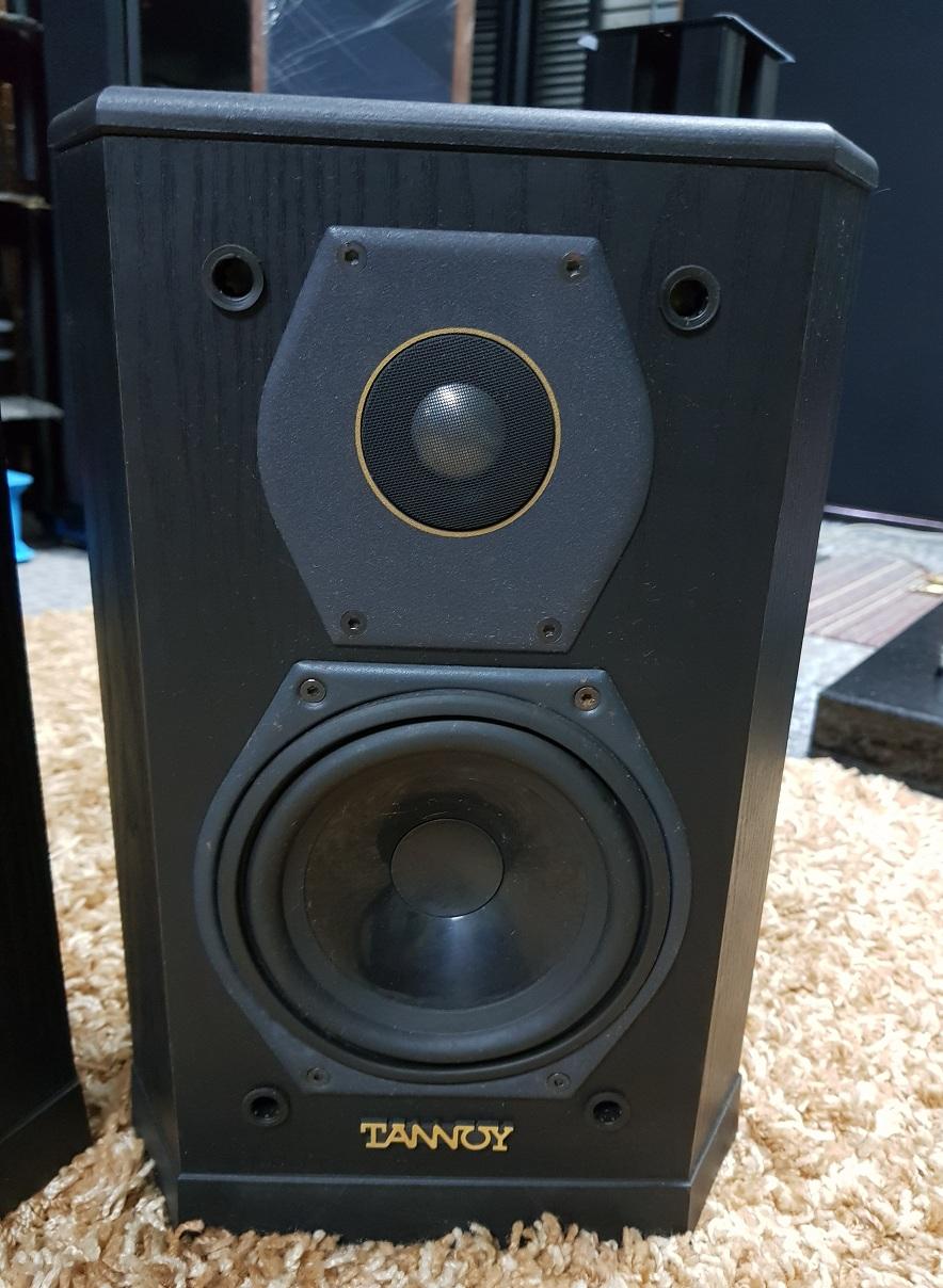 Tannoy 603 mk2 Bookshelf Speakers (Sold) 20200630