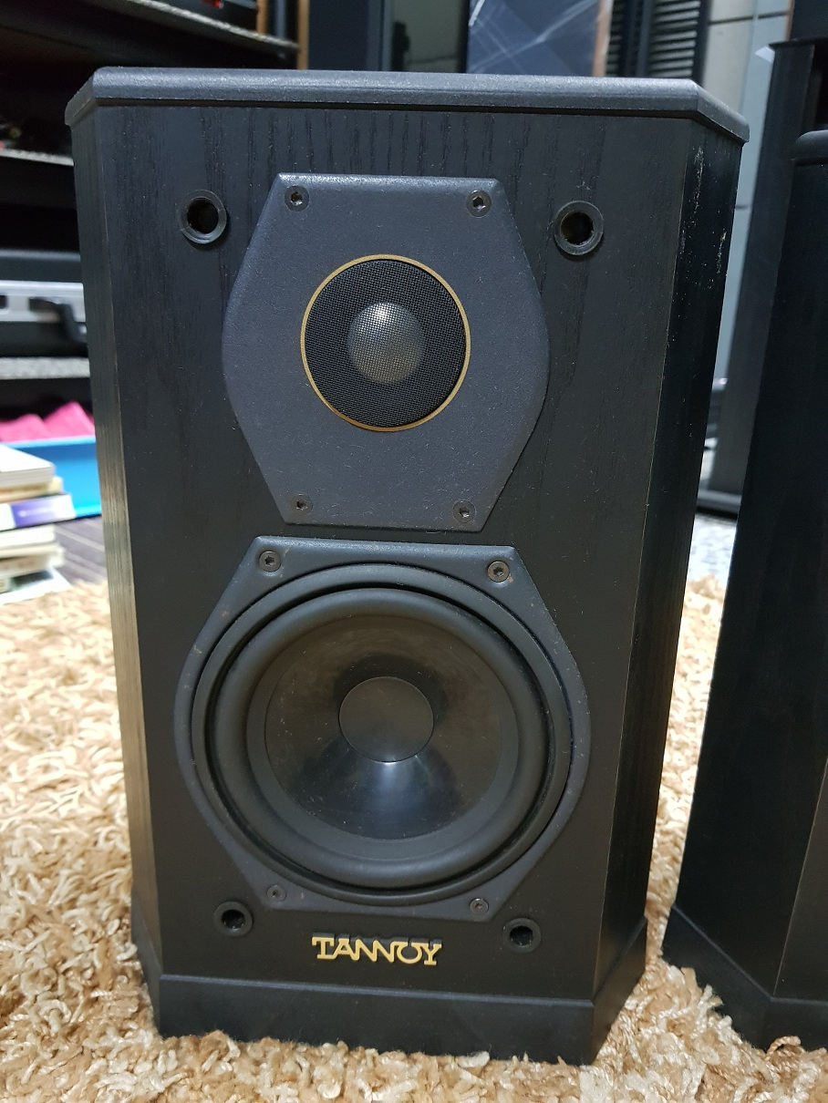 Tannoy 603 mk2 Bookshelf Speakers (Sold) 20200631