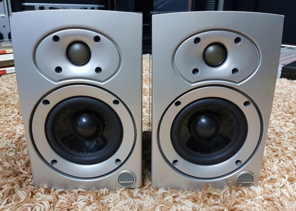 Athena Point 5 MK II speaker (used) 20200634