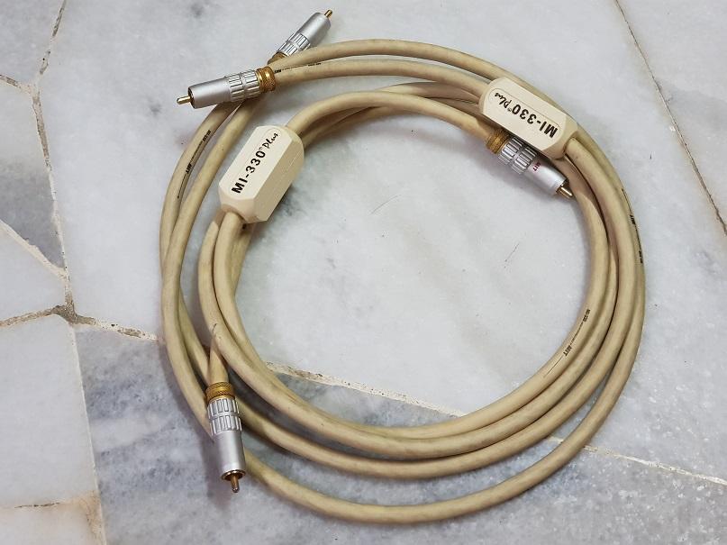 MIT MI-330 Plus RCA interconnect cables(Sold) 20200917
