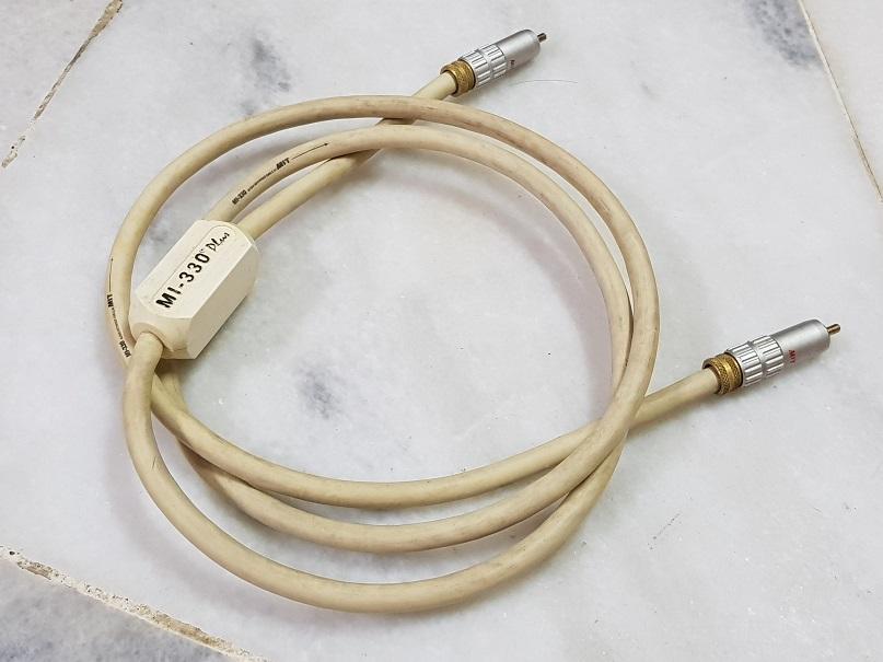 MIT MI-330 Plus RCA interconnect cables(Sold) 20200920