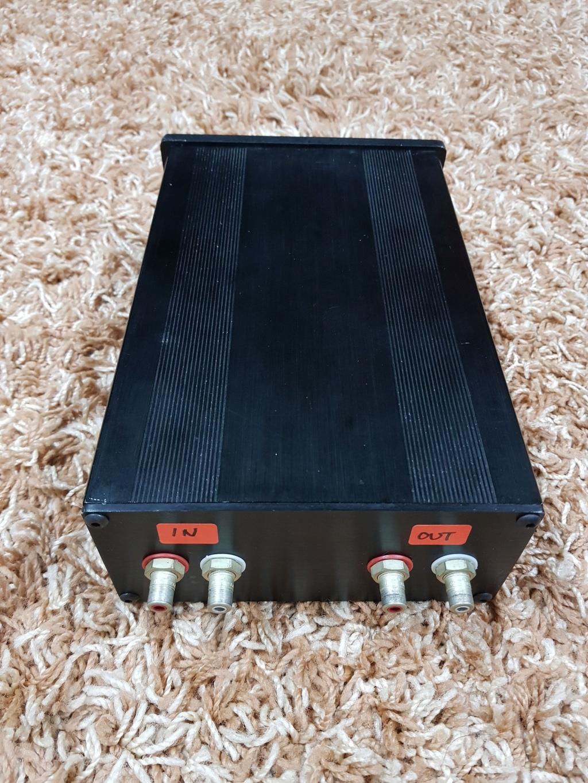 Django Mini TVC Passive Preamp (Sold) 20201011