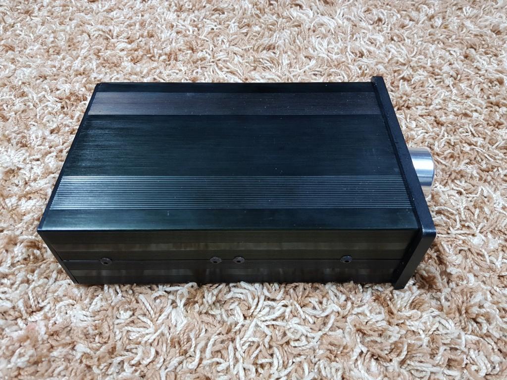 Django Mini TVC Passive Preamp (Sold) 20201012