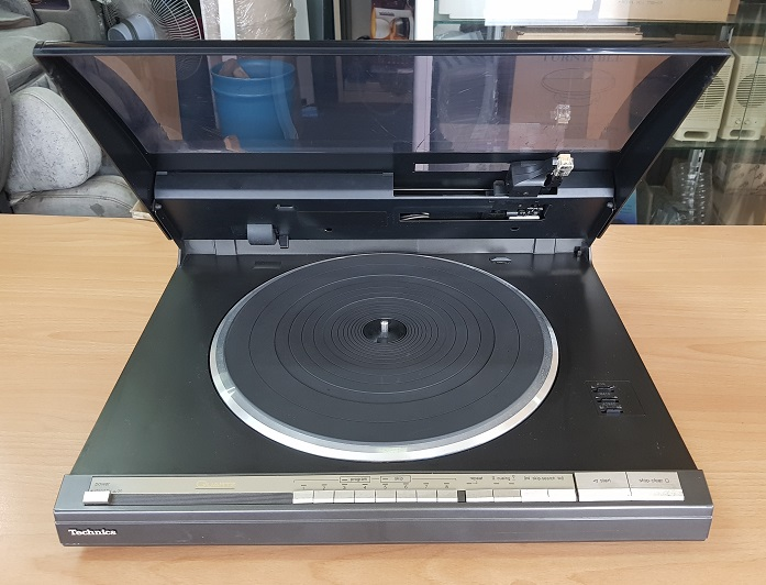 Technics SL-L3 Linear Tracking Turntable (Used) 20201128