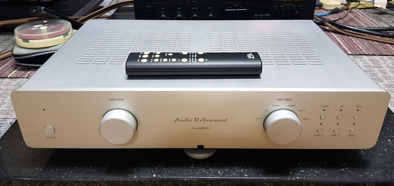 Audio Refinement The Complete integrated amplifier (Used) 20201166