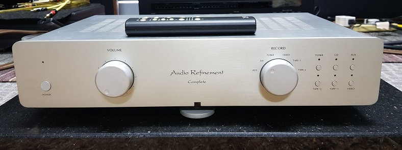Audio Refinement The Complete integrated amplifier (Used) 20201167