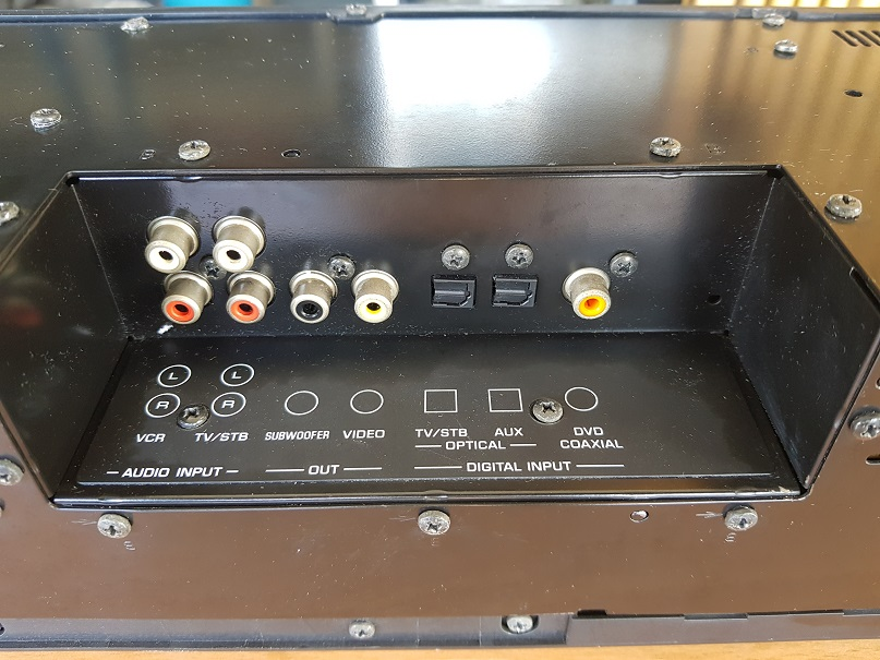 Yamaha YSP-900 soundbar Digital Sounds Projector (Sold) 20201233
