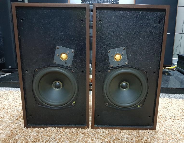 Monitor Audio MA5 vintage British speakers (Sold) 20201265