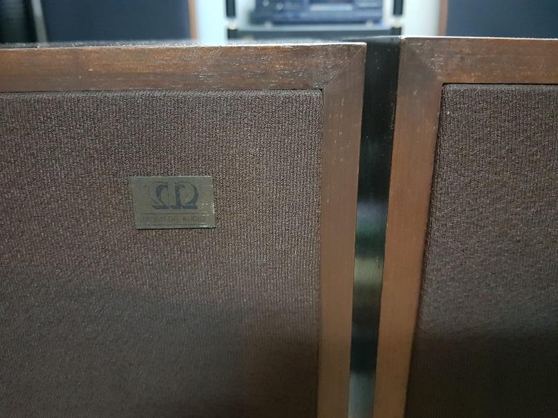 Monitor Audio MA5 vintage British speakers (Sold) 20201271