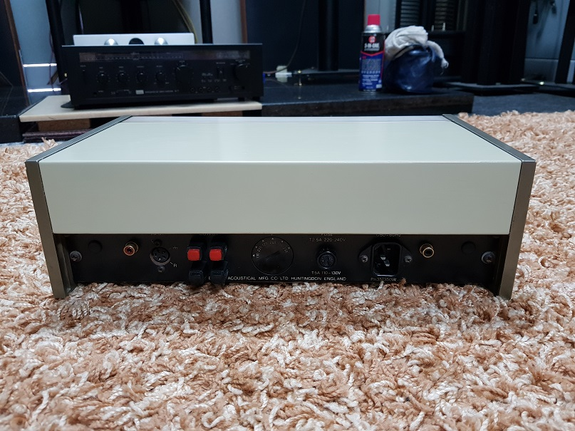 QUAD 405 Stereo Power Amplifier (Used) 20201274