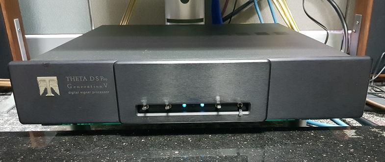 THETA DS Pro GENERATION V-A digital signal prossesor 20201281