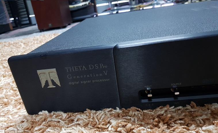 THETA DS Pro GENERATION V-A digital signal prossesor 20201282
