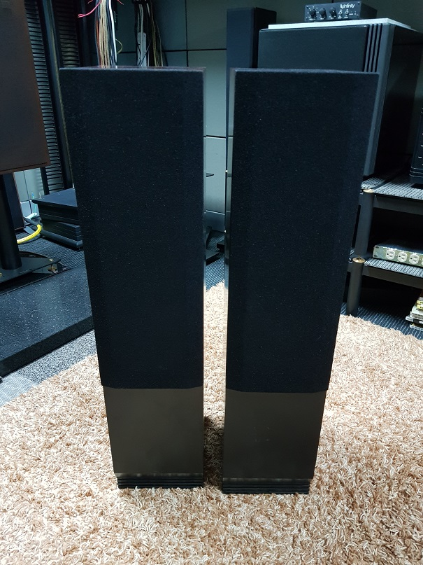 Ditton Carina DC6 Rosewood Floor standing loudspeakers (Sold) 20210211
