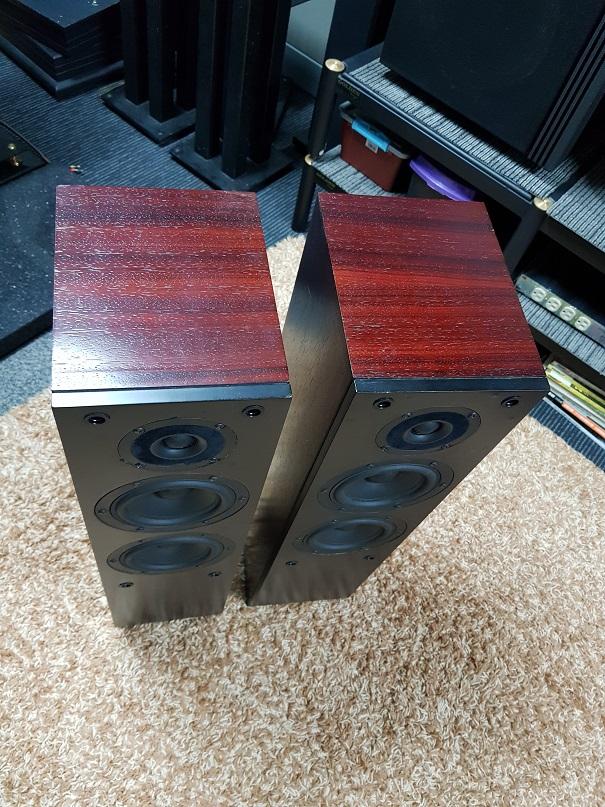 Ditton Carina DC6 Rosewood Floor standing loudspeakers (Sold) 20210213