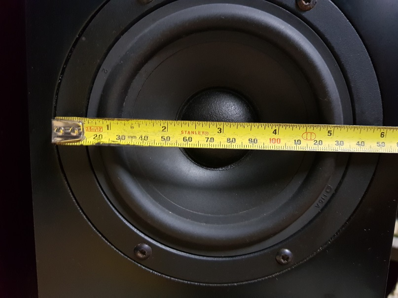 Ditton Carina DC6 Rosewood Floor standing loudspeakers (Sold) 20210218
