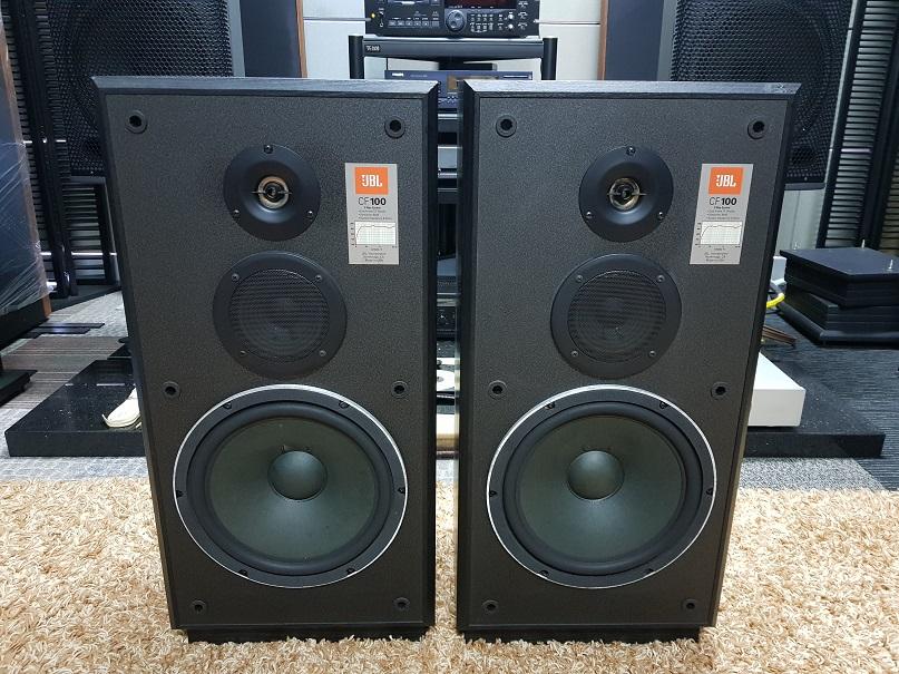 JBL CF100 floorstanding speakers (sold) 20210310