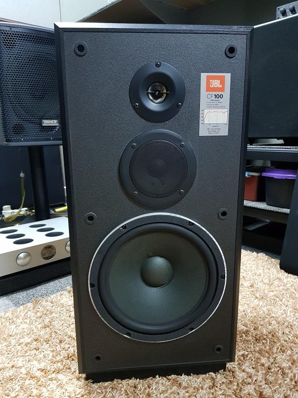 JBL CF100 floorstanding speakers (sold) 20210314