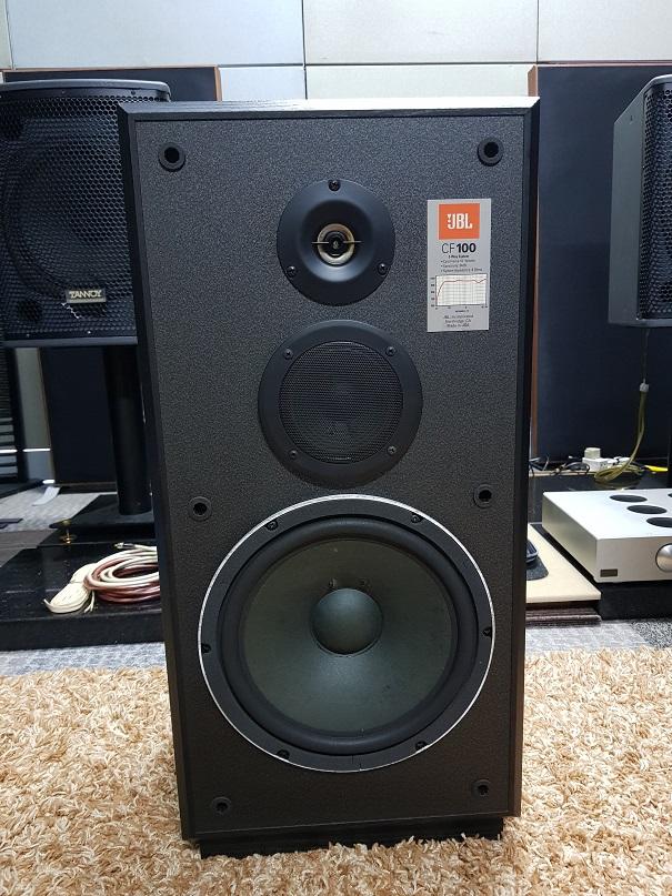 JBL CF100 floorstanding speakers (sold) 20210315