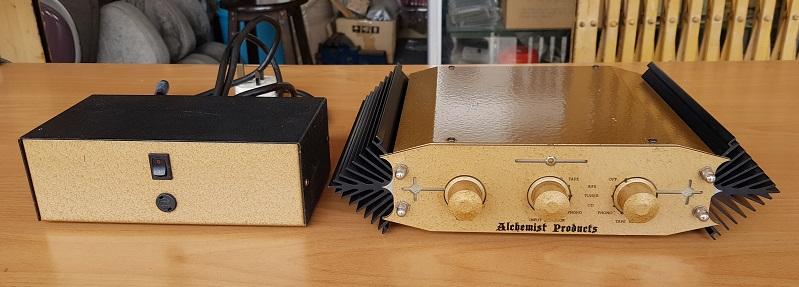 Alchemist Kraken APD6 MkI Integrated Amplifier (sold) 20210330