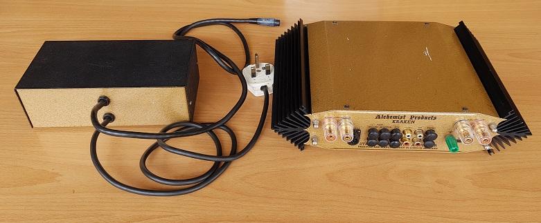 Alchemist Kraken APD6 MkI Integrated Amplifier (sold) 20210331