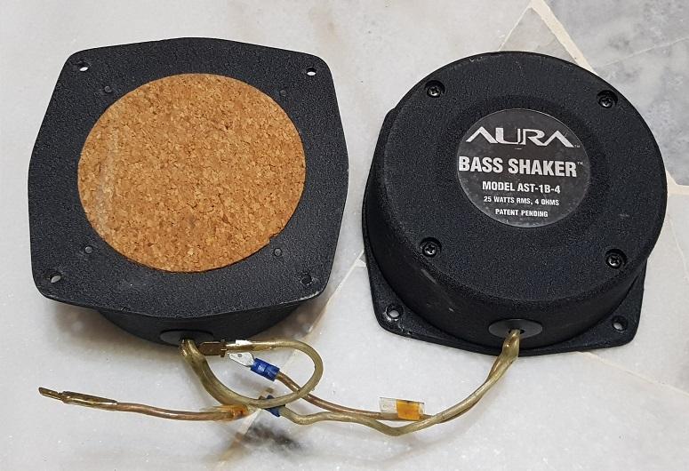 AuraSound Bass Shaker AST-1B-4 (Used) 20210350