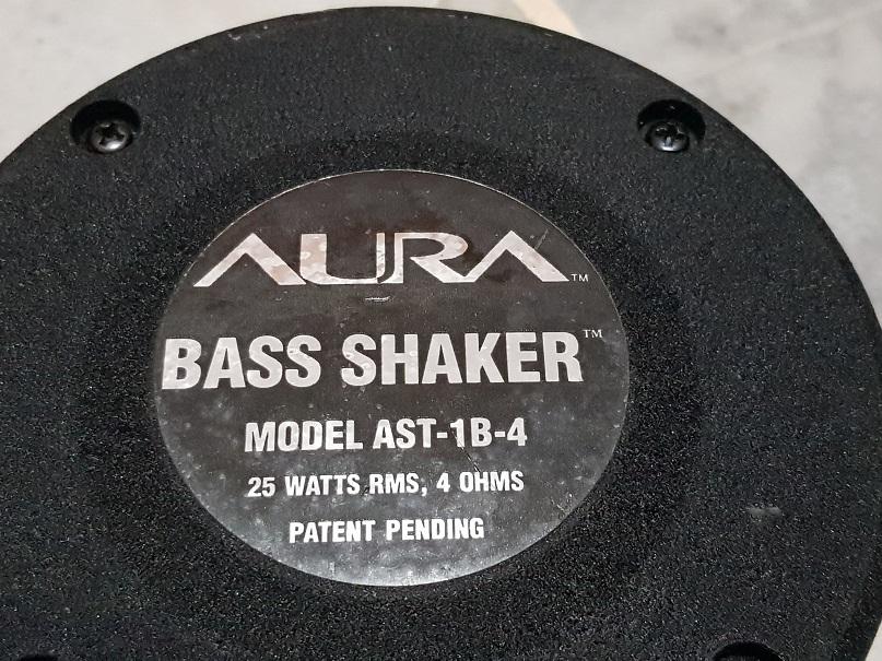 AuraSound Bass Shaker AST-1B-4 (Used) 20210351