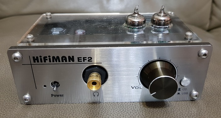 Hifiman EF2 Headphone amplifier(Used) 20210610