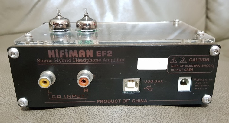 Hifiman EF2 Headphone amplifier(Used) 20210611
