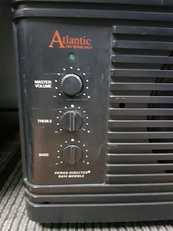 Atlantic Technology 152 PBM Powered Subwoofer (Used) 20210620
