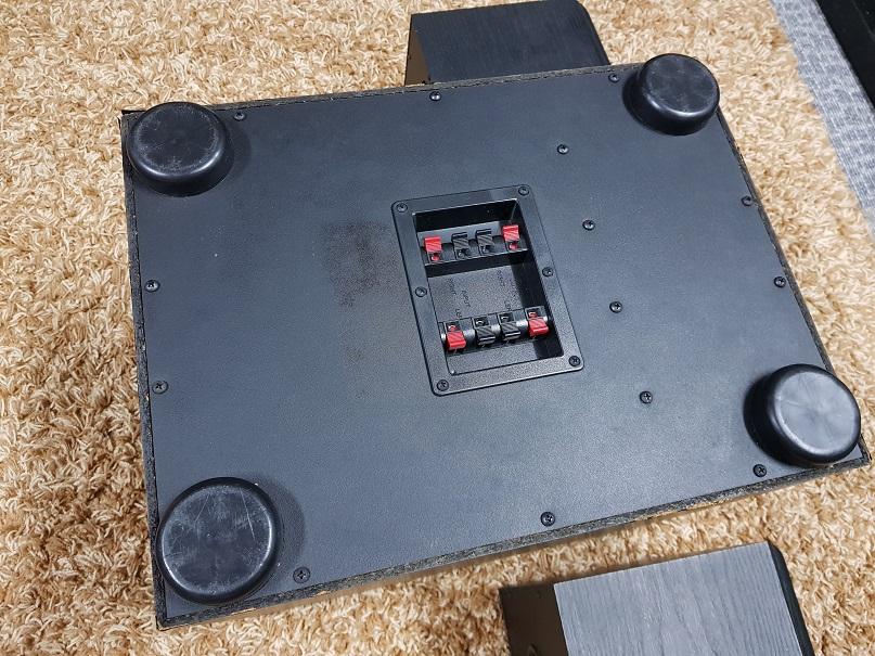 Paradigm SB-110 Series Passive Subwoofer speaker set (Used) 20210623