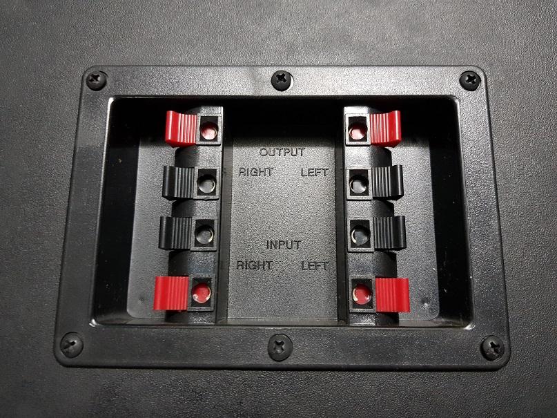 Paradigm SB-110 Series Passive Subwoofer speaker set (Used) 20210624