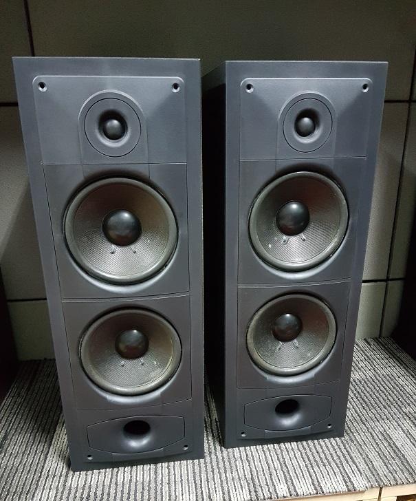 Sonab SX 45 stand mounted bookshelf speakers (Used) 20210625