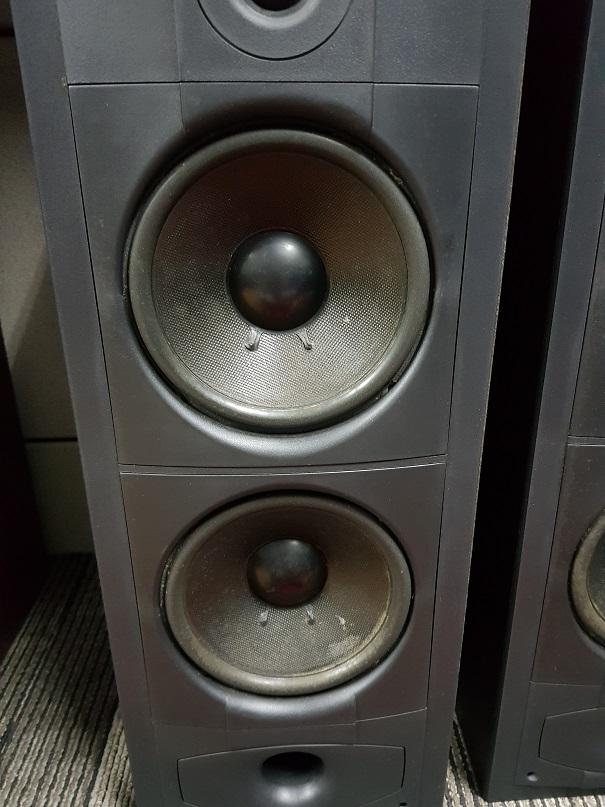 Sonab SX 45 stand mounted bookshelf speakers (Used) 20210629