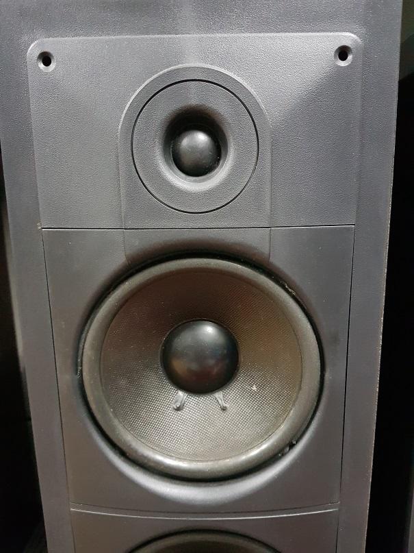 Sonab SX 45 stand mounted bookshelf speakers (Used) 20210630