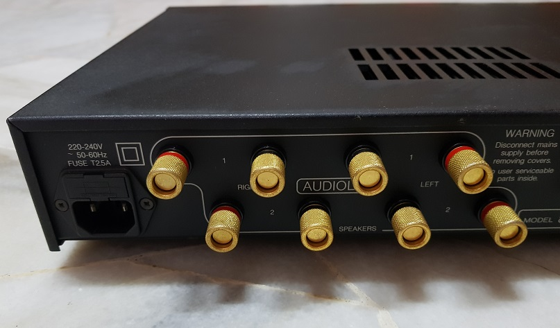 Audiolab 8000S Stereo Integrated Amplifier (Sold) 20210720