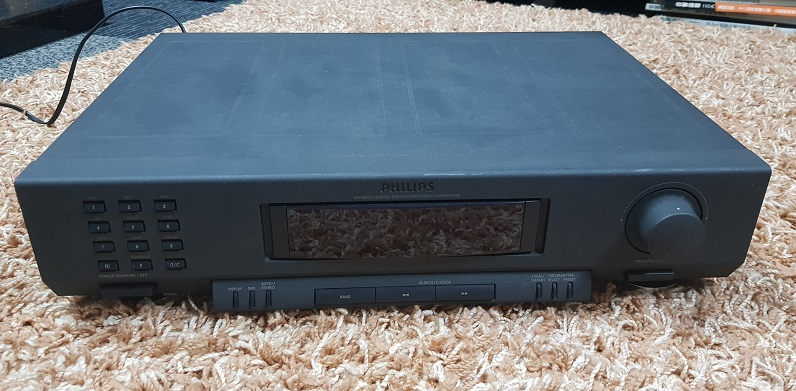 Philips FT920 Digital Synthesizer Stereo Tuner (Used) 20210726