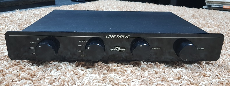 The Mod Squad Line Drive Passive Preamplifier (Used) 20210735