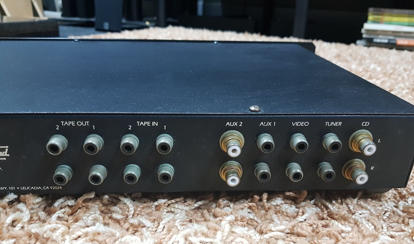 The Mod Squad Line Drive Passive Preamplifier (Used) 20210740