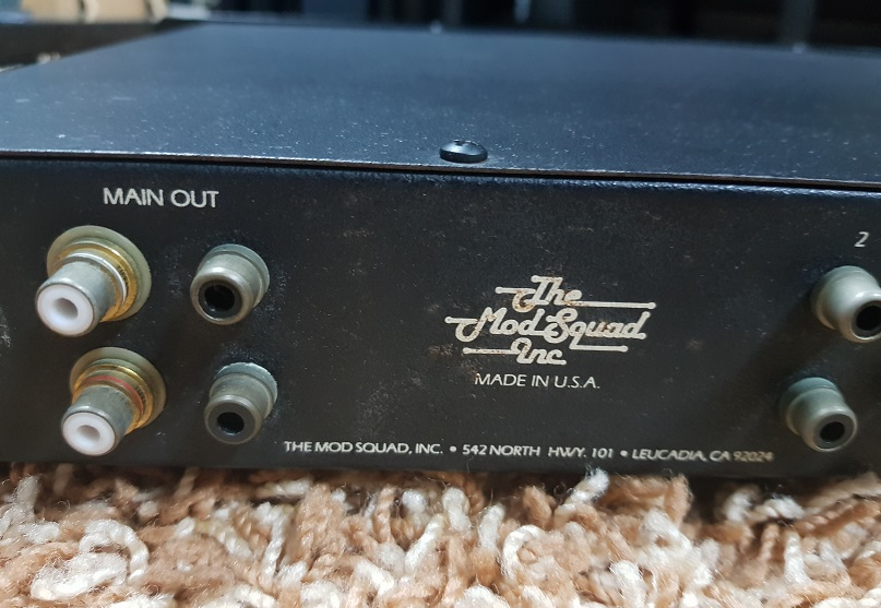 The Mod Squad Line Drive Passive Preamplifier (Used) 20210742
