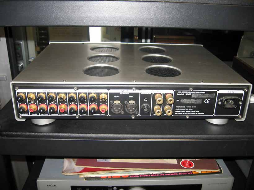 Cairn 4808 North Face Integrated Amplifier (Used) Cairn-11
