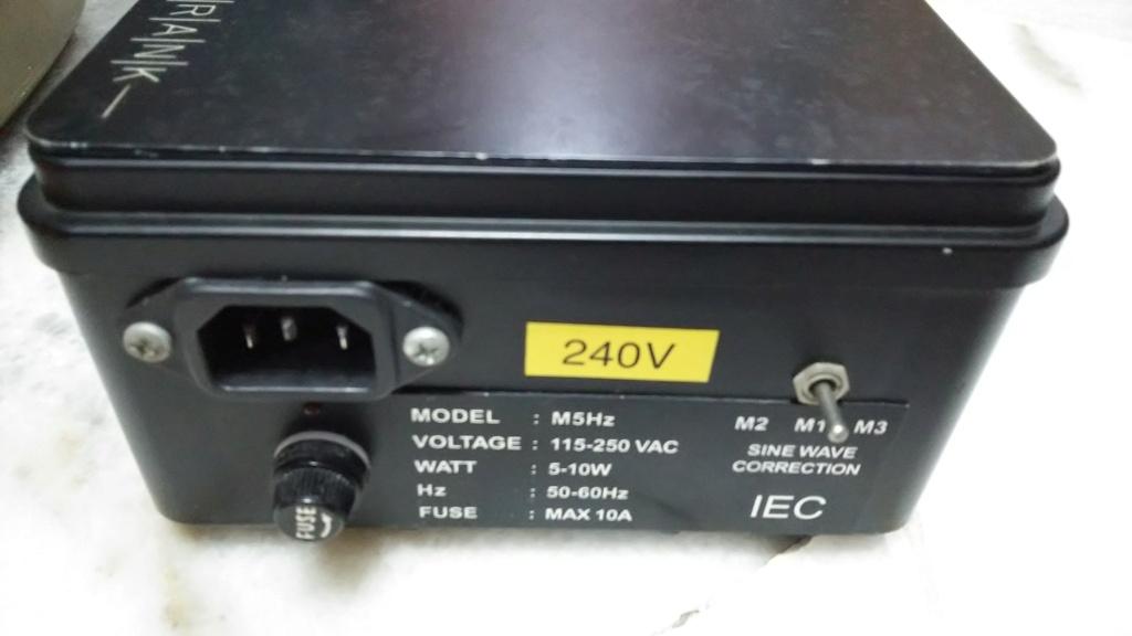Frank Acoustics M5Hz Frequency Correction Unit (Sold) Dsc_0811